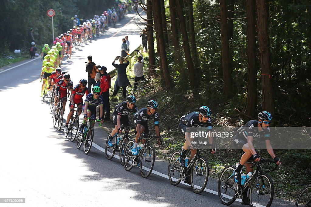 Cycling: 25th Japan Cup Cycle Road Race 2016 : News Photo