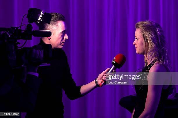 25th Kristallen Fiets 2016 Jolien D'HOORE / Press Media / Casino Knokke / Tim De WaeleLC/Tim De Waele/Corbis via Getty Images