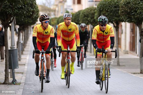 27th Mallorca Challenge / Trofeo Lloseta Andratx Start / Albert TORRES / Illart ZUAZUBISKAR ESP/ Sebastian MORA / Team SPAIN / Lloseta Andratx 101m /...