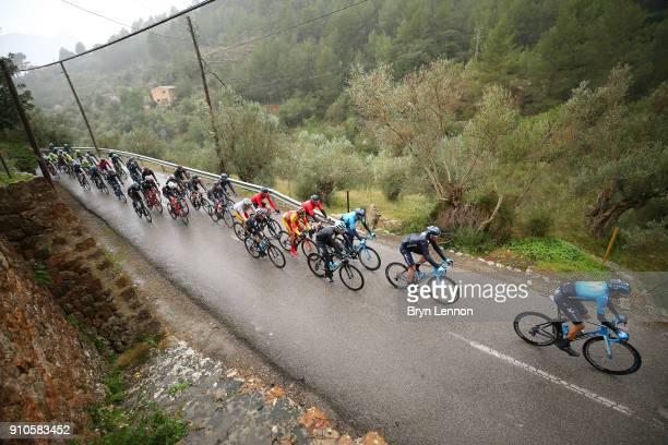 27th Mallorca Challenge / Trofeo Serra de Tramuntana Jorge ARCAS / Peloton / Soller Deia 201m / Mallorca Challenge /