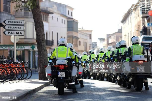 27th Playa de Palma Mallorca Challenge / Trofeo Campos Start / Policie/ Guardia Civil / Porreres Ses Salines / Mallorca Challenge /