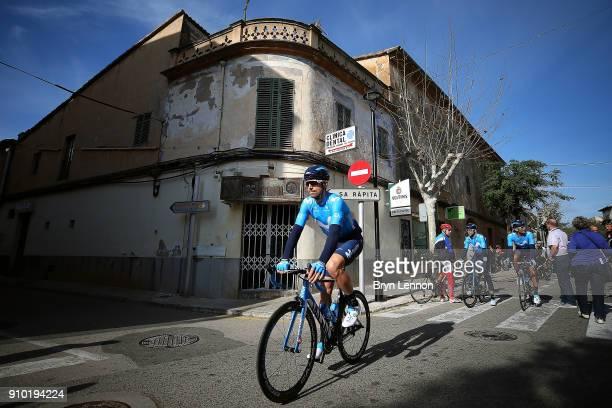 27th Playa de Palma Mallorca Challenge / Trofeo Campos Start / Imanol ERVITI / Porreres Ses Salines / Mallorca Challenge /