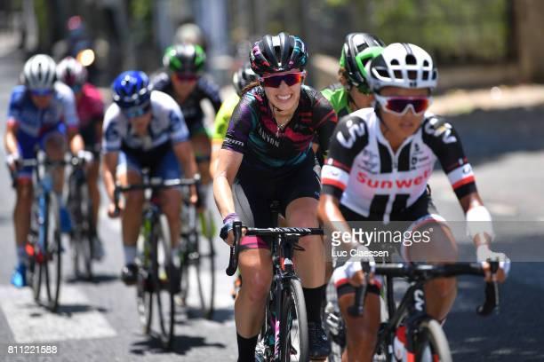 28th Tour of Italy 2017 / Women / Stage 10 Alexis RYAN / Torre del Greco Torre del Greco / Women / Giro Rosa /