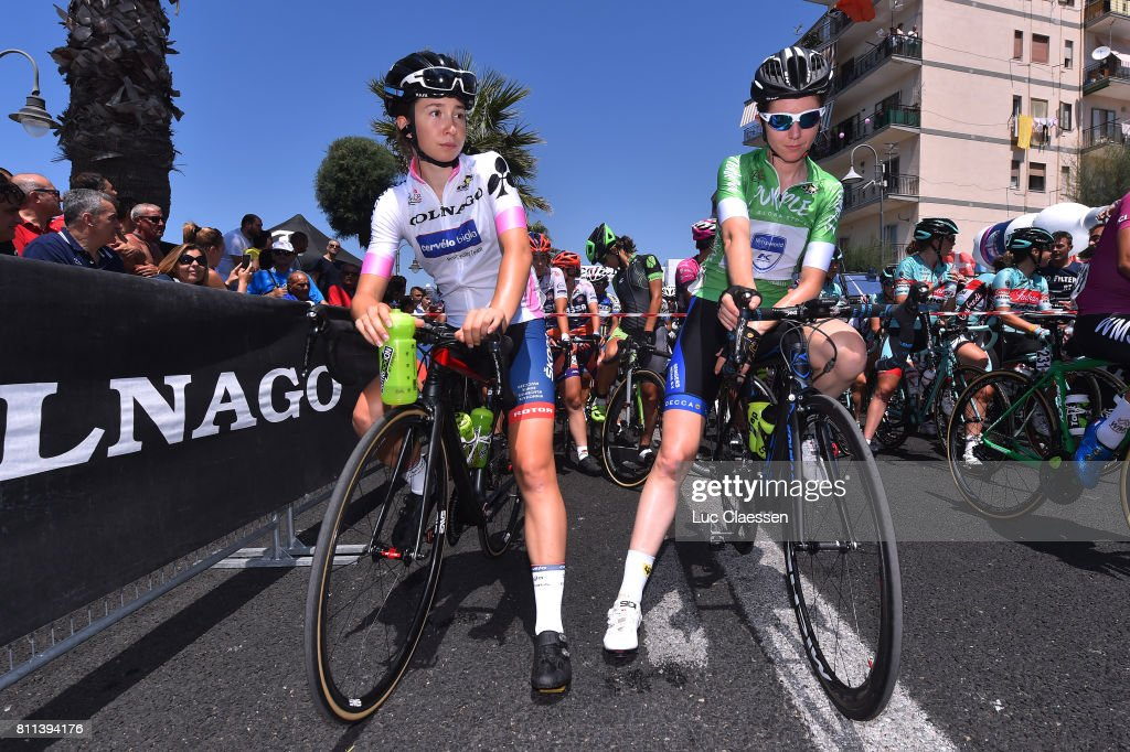 Cycling: 28th Tour of Italy 2017 / Women /  Stage 10 : ニュース写真