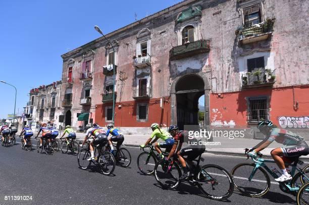 28th Tour of Italy 2017 / Women / Stage 10 Landscape / Peloton / Village / Barbara GUARISCHI / Torre del Greco Torre del Greco / Women / Giro Rosa /