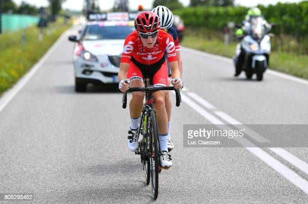 28th Tour of Italy 2017 / Women / Stage 2 Nicole HANSELMANN / Zoppola Mantereale Valcellina / Women / Giro Rosa /