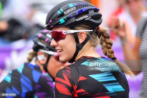 28th Tour of Italy 2017 / Women / Stage 3 Alexis RYAN / San Fior San Vendemiano / Women / Giro Rosa/