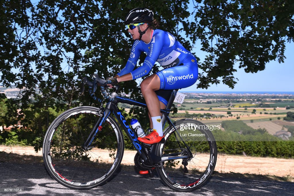 Cycling: 28th Tour of Italy 2017 / Women /  Stage 5 : ニュース写真