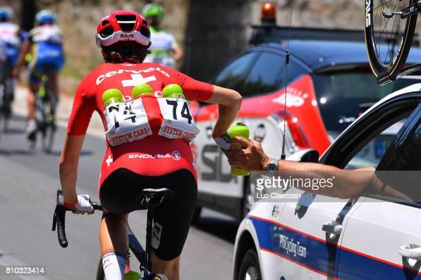 28th Tour of Italy 2017 / Women / Stage 8 Nicole HANSELMANN / Bottle / Baronissi Palinuro / Women / Giro Rosa /