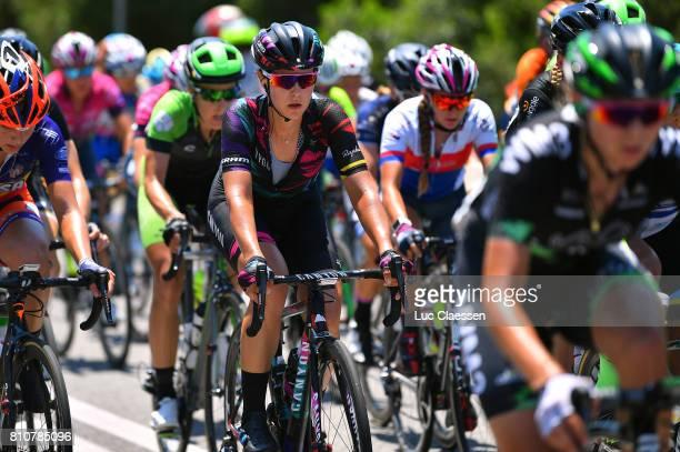 28th Tour of Italy 2017 / Women / Stage 9 Elena CECCHINI / Palinuro Polla 444m / Women / Giro Rosa /