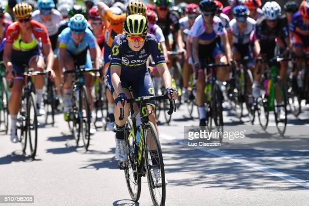 28th Tour of Italy 2017 / Women / Stage 9 Jenelle CROOKS / Palinuro Polla 444m / Women / Giro Rosa /