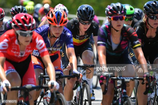 28th Tour of Italy 2017 / Women / Stage 9 Jolien D'HOORE / Palinuro Polla 444m / Women / Giro Rosa /