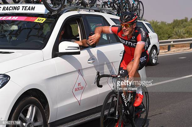 2nd Abu Dhabi Tour 2016 / Stage 3 JeanPierre DRUCKER / Feed Zone / Tean BMC RACING TEAM / Car / Al AinQasr Al Muwaiji Jebel Hafeet 1025m / The Strata...