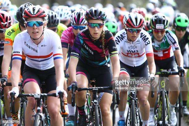 2nd Trofeo Alfredo BindaComune di Cittiglio 2017 / Women Hannah BARNES / Pauline FERRAND PREVOT / Taino Cittiglio / Women / ©Tim De WaeleRS/Tim De...