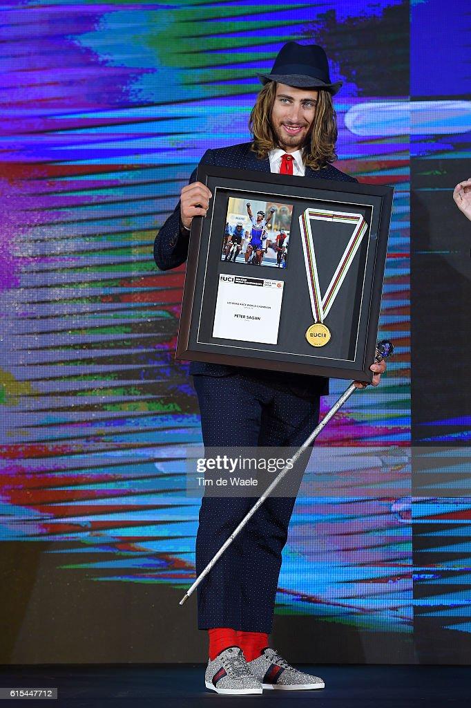 Cycling: 2nd UCI Gala Awards 2016 : ニュース写真