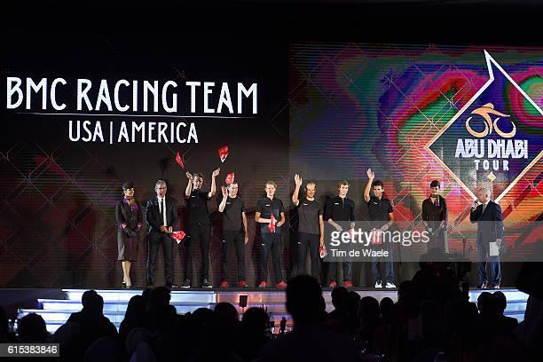 2nd UCI Gala Awards 2016 Team BMC RACING TEAM / Greg VAN AVERMAET / Tom BOHLI SUI/ JeanPierre DRUCKER / Floris GERTS / Ben HERMANS / Michael SCHAR /...