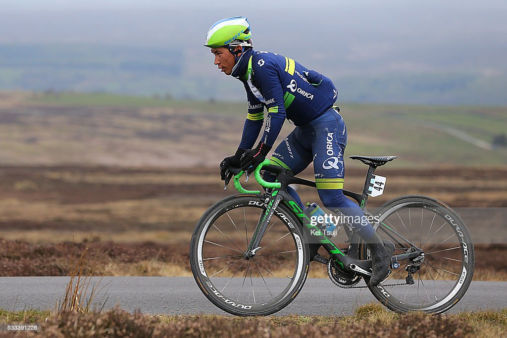 Cycling: 2th Tour of Yorkshire 2016/ Stage 3 : News Photo