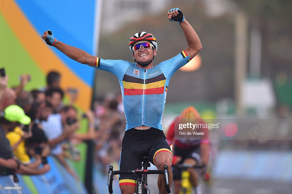 Cycling: 31st Rio 2016 Olympics / Men's Road Race : News Photo