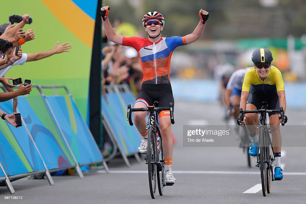 Cycling: 31st Rio 2016 Olympics / Women's Road Race : News Photo