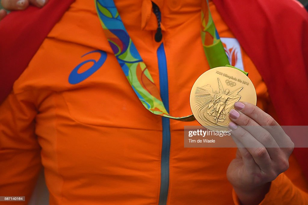 Cycling: 31st Rio 2016 Olympics / Women's Road Race : News Photo