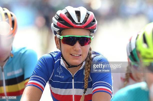 31st Rio 2016 Olympics / Women's Road Race Pauline FERRAND PREVOT / Fort Copacabana Fort Copacabana Cycling Road / Summer Olympic Games / Tim De Waele