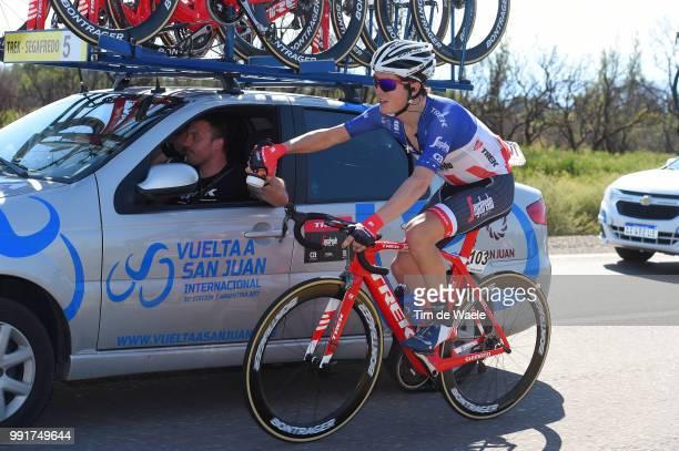 35Th Tour Of San Juan 2017 Stage 1Gregory Daniel / Feed Zone Team Trek Segafredo / Car San Juan San Juan /Vuelta A San Juan ©Tim De Waele