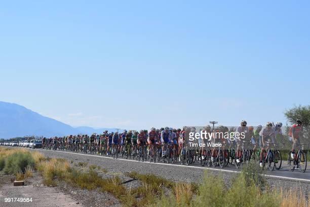 35Th Tour Of San Juan 2017 Stage 1Landscape Peloton San Juan San Juan /Vuelta A San Juan ©Tim De Waele