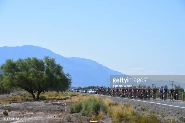 35Th Tour Of San Juan 2017 Stage 1Landscape Peloton Tree/ San Juan San Juan /Vuelta A San Juan ©Tim De Waele
