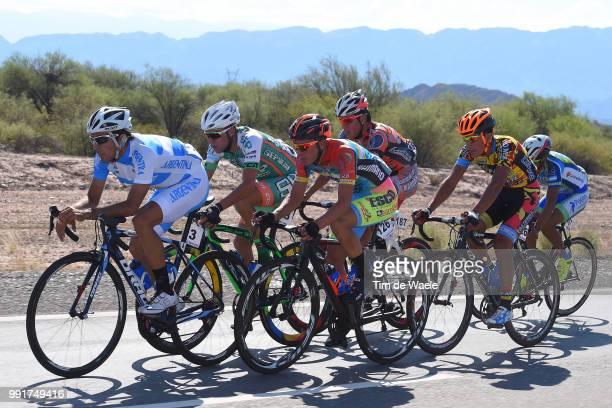 35Th Tour Of San Juan 2017 Stage 1Ruben Ramos / Franco G Lopez / Pedro Gonzalez /Franco G Lopez / Gaston Javier / Omar S Azzem /San Juan San Juan...