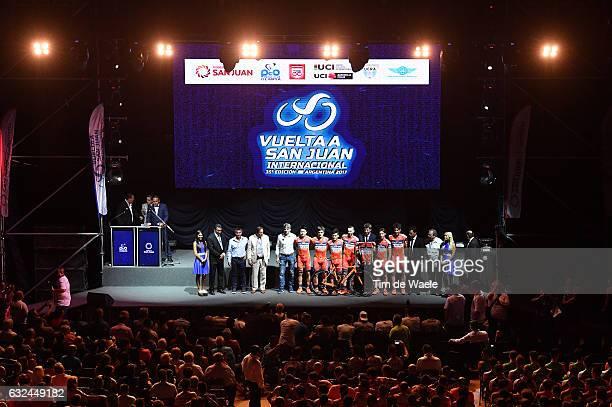 35th Tour of San Juan 2017 / Team Presentation Team Nippo-Vini Fantini / Vuelta A San Juan /