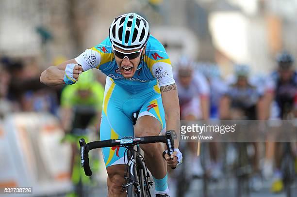 36th 3 Days De Panne 2012 / Stage 1 Arrival / Jacopo GUARNIERI / Middelkerke - Oudenaarde / Drie Daagse Trois Jours / Rit Etape /Tim De Waele