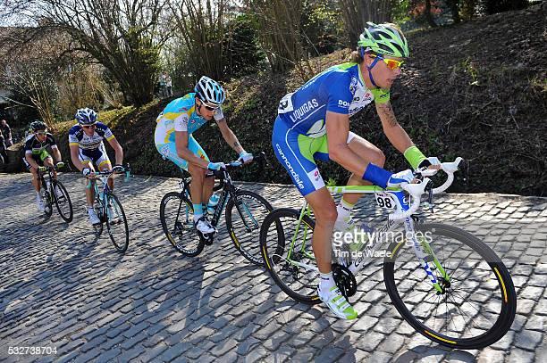 36th 3 Days De Panne 2012 / Stage 1 Daniel OSS / Jacopo GUARNIERI / Lieuwe WESTRA / Sebastian LANGEVELD / Middelkerke - Oudenaarde / Drie Daagse...