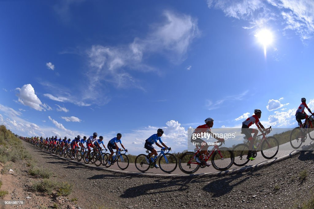 Cycling: 36th Tour of San Juan 2018 / Stage 1 : ニュース写真
