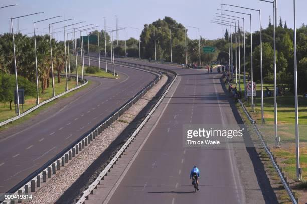 36th Tour of San Juan 2018 / Stage 3 Richard CARAPAZ / Highway / Landscape / San Juan - San Juan / Individual Time Trial / ITT / Vuelta A San Juan /