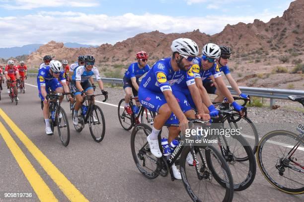 36th Tour of San Juan 2018 / Stage 4 Fernando GAVIRIA / Maximiliano Ariel RICHEZE / San Jose Jachal Valle FertilVilla San Agustin / Vuelta a San Juan...