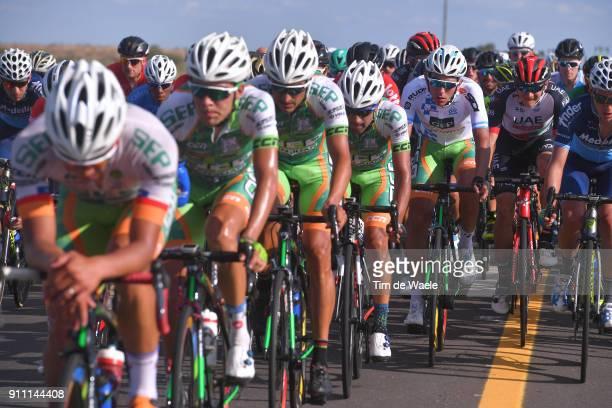36th Tour of San Juan 2018 / Stage 6 Gonzalo NAJAR White Leader Jersey / Team Sindicato Empleados Publicos of San Juan / San JuanCantoniDifunta...