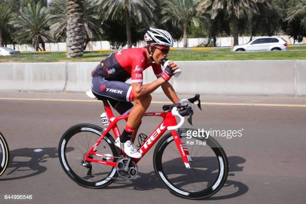 3rd Abu Dhabi Tour 2017 / Stage 2 Alberto CONTADOR VELASCO / Abu DhabiAl Maryah Island Abu DhabiBig Flag / Ride to Abu Dhabi / Nation Towers Stage /