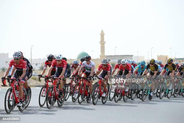 3rd Abu Dhabi Tour 2017 / Stage 2 Alberto CONTADOR VELASCO / Nicholas ROCHE / Abu DhabiAl Maryah Island Abu DhabiBig Flag / Ride to Abu Dhabi /...