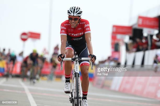 3rd Abu Dhabi Tour 2017 / Stage 3 Arrival / Alberto CONTADOR VELASCO / Hazza Bin Zayed Stadium Jebel Hafeet 1025m / Ride to Abu Dhabi / Al Maryah...