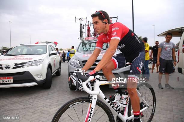 3rd Abu Dhabi Tour 2017 / Stage 3 Start / Alberto CONTADOR VELASCO / Hazza Bin Zayed Stadium Jebel Hafeet 1025m / Ride to Abu Dhabi / Al Maryah...