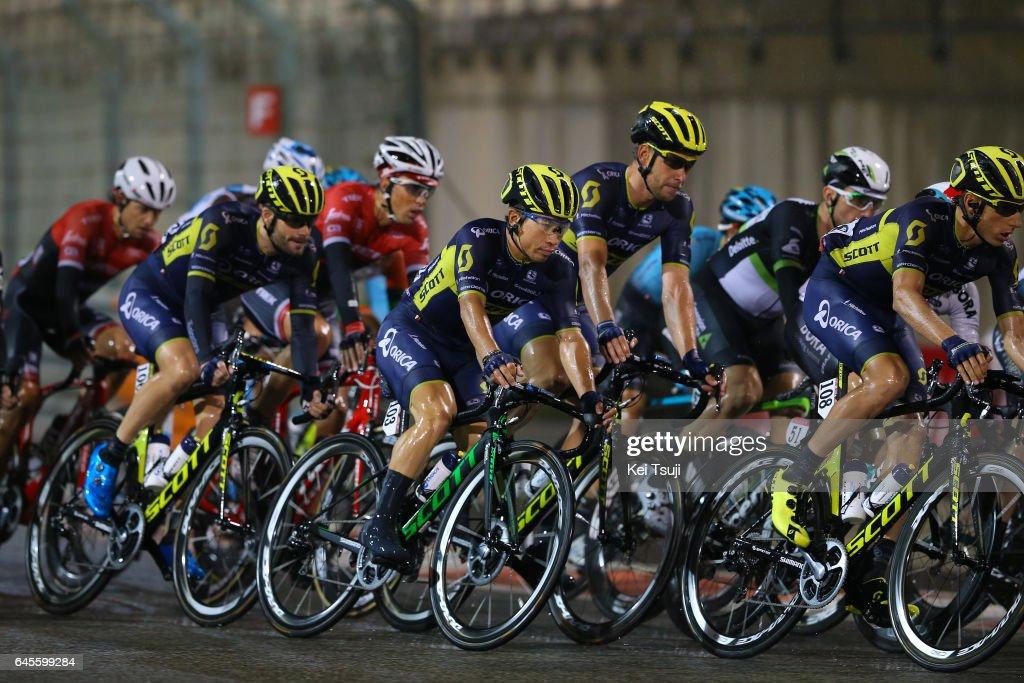 Cycling: 3rd Abu Dhabi Tour 2017 / Stage 4 : ニュース写真