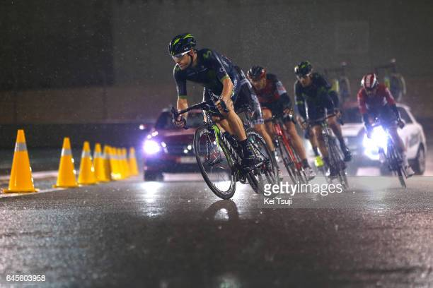 3rd Abu Dhabi Tour 2017 / Stage 4 Rafael VALLS FERRI / Alex DOWSETT / Jorge ARCAS / Patrick KONRAD / Kirill SVESHNIKOV / Dylan TEUNS / Yas Marina...