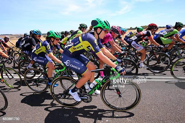 3rd Cadel Evans Great Ocean Road Race 2017 / Women Amanda SPRATT / Gracie ELVIN / Geelong Waterfront Geelong Waterfront / Women / Deakin University /...