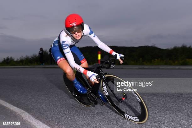 3rd Ladies Tour Of Norway 2017 / Prologue Nicole HANSELMANN / Halden Halden / Individual Time Trial / ITT / Women / TON /