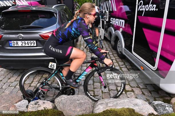 3rd Ladies Tour Of Norway 2017 / Stage 2 Alexis RYAN / Sarpsborg Fredrikstad / Women / TON /