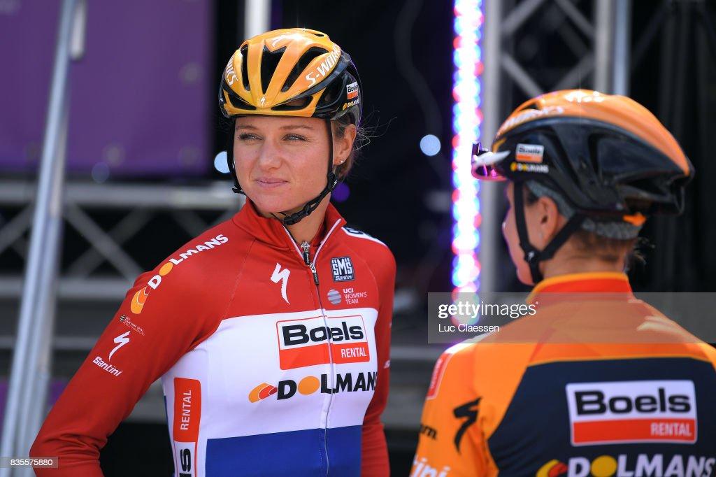 3rd Ladies Tour Of Norway 2017 / Stage 2/ Chantal BLAAK (NED)/ Sarpsborg - Fredrikstad (140,4km) / Women / TON /