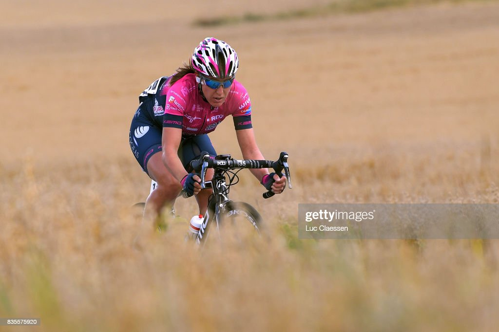 3rd Ladies Tour Of Norway 2017 / Stage 2/ Silvia VALSECCHI (ITA)/ Sarpsborg - Fredrikstad (140,4km) / Women / TON /