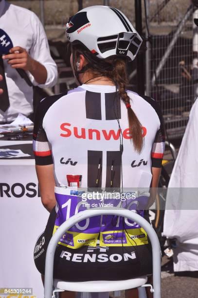 3rd Madrid Challenge by la Vuelta / Women Juliette LABOUS / Madrid Madrid / Women / La Vuelta /