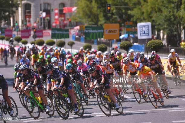 3rd Madrid Challenge by la Vuelta / Women Peloton / Madrid Madrid / Women / La Vuelta /