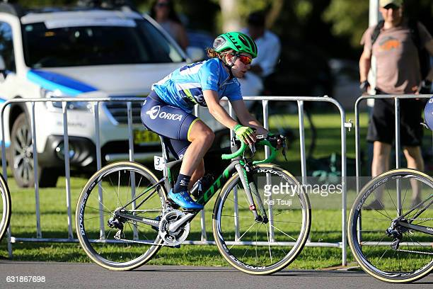 3rd Santos Women's Tour 2017 / Stage 4 Women Amanda SPRATT Blue Overall Leader Jersey / AdelaideVictoria Park AdelaideVictoria Park / Criterium /...